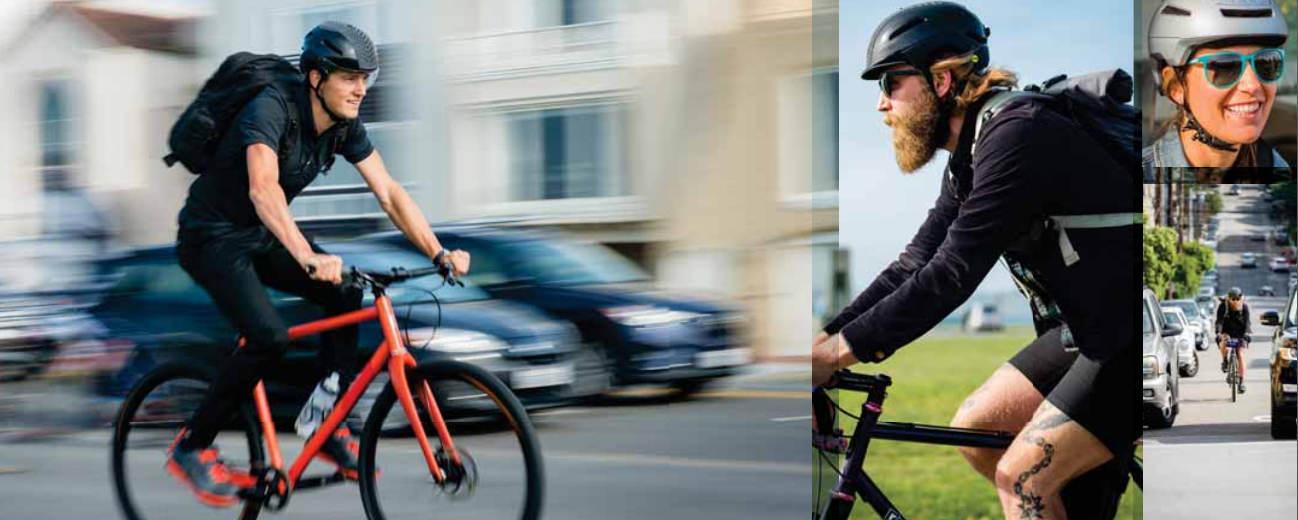Kaski rowerowe miejskie