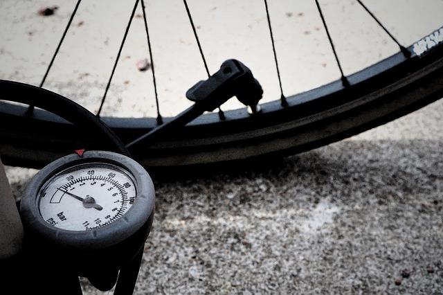 Pompka do roweru