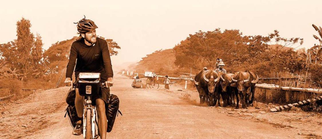 Sakwy rowerowe na kierownicę