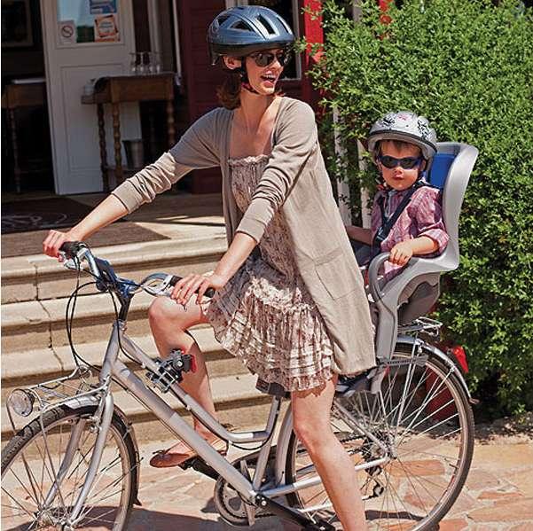 Foteliki rowerowe